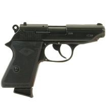 Pistolet à blanc Bruni New Police noir cal. 9 mm PAK