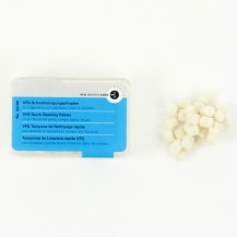 100 tampons de nettoyage rapide VFG, calibre 4.5 mm