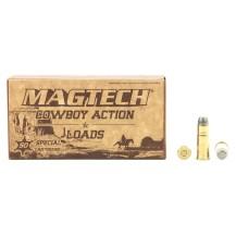 50 munitions Magtech Cowboy .44-40 Win 225 gr
