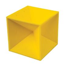 Cible Caldwell Duramax cube auto-réparante