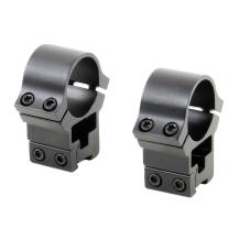 Colliers hauts Fuzyon Optics pour rail de 11 mm