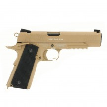 Colt M45 CQBP Desert, pistolet 4.5mm Co2