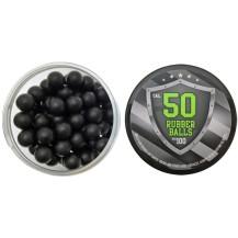 100 billes caoutchouc Rubber Balls  pour Walther HDR .50 T4E