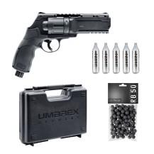 Walther T4E HDR 50 11 J, pack sécurité premium