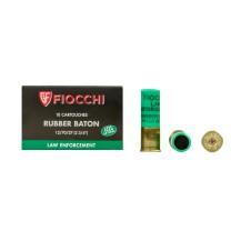 10 munitions Fiocchi Law Enforcement, cal 12/70