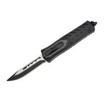 Couteau automatique Max Knives carbone, lame 6,5 cm