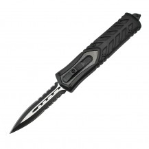 Couteau automatique Max Knives carbone, lame 8,5 cm