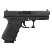 Pistolet Glock 19 Gen4, calibre 9x19 mm