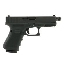 Pistolet Glock 19 Gen4 fileté, calibre 9x19 mm