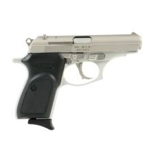 Pistolet Bersa Thunder Nickelé, calibre .22 LR