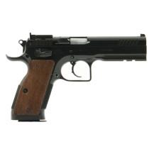 Pistolet Tanfoglio Stock III noir, calibre 9x19 mm