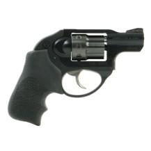 Revolver Ruger LCR, calibre .38 Spl + P ou .22 LR