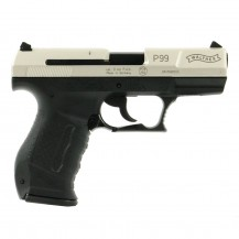 Pistolet Walther P99 Nickelé Umarex, 9mm PAK