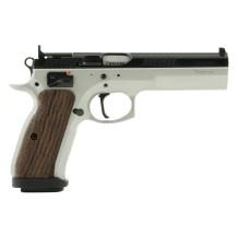 Pistolet CZ 75 Tactical Sport DualTone calibre au choix