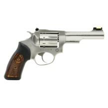 "Revolver Ruger SP101 calibre .22 LR canon 4"""