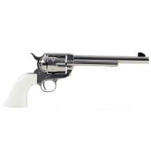 Revolver Pietta 1873 SA Nickelé .380/9mm à blanc