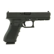 Pistolet Glock 17 Gen4 MOS, calibre 9x19 mm