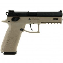 Pistolet CZ P09 Flat Dark Earth, calibre 9x19 mm
