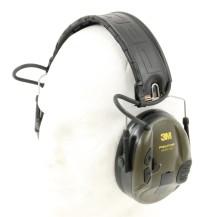 Casque anti-bruit électronique Peltor SportTac Hunting