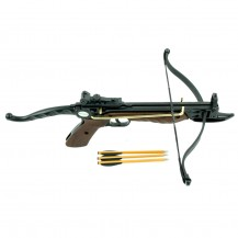 Pistolet arbalète alu Cobra Ek Archery 80 livres
