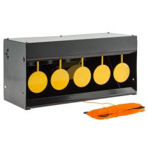 Porte-cibles métalliques Gamo 5 gongs