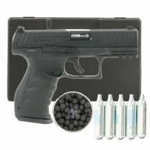 Pack pistolet Walther PPQ M2 Umarex T4E calibre .43