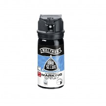Spray de marquage Walther Pro Secur rouge, 50 ml