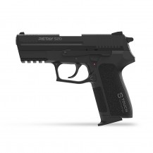 Pistolet à blanc Retay S20 noir, cal. 9 mm PAK