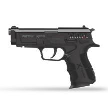Pistolet à blanc Retay X Pro noir, calibre 9mm PAK