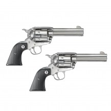 Paire de revolvers Ruger New Vaquero KNV34 SASS .357