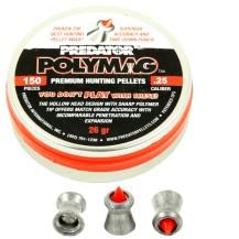 150 plombs JSB Predator polymag, 6.35 mm