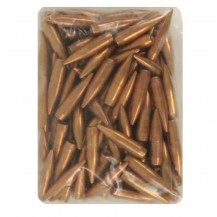 "100 ogives Sellier & Bellot cal .30 (.308"") FMJ 180 gr"