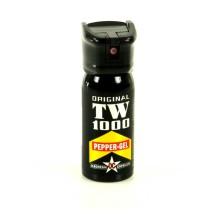 Bombe de défense TW 1000 Pepper Gel 50 ml