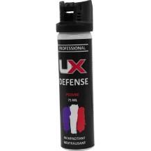 Bombe de défense Umarex Defense Gel Poivre 75 ml