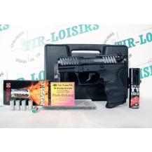 Walther P22 Q Umarex, pack défense Premium