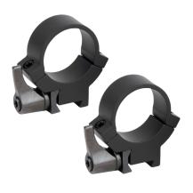 Colliers moyens rapides Warne 7.3/.22 Series acier 721LM