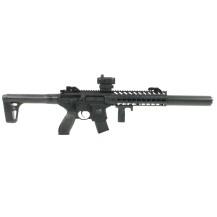 Pistolet mitrailleur Sig Sauer MCX ASP avec viseur