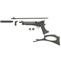Pistolet à plombs Artemis CP2 black, calibre au choix