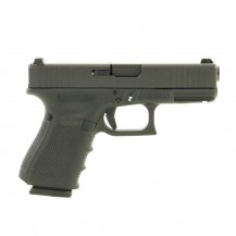 Pistolet Glock 19 Gen4 Front Serrations calibre 9x19 mm