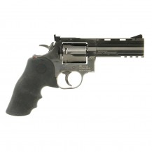 "Revolver Dan Wesson 715 grey 4"", calibre 4.5 mm BB"