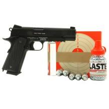 Colt M45 CQBP Umarex, pack pistolet Co2