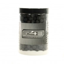 500 billes de caoutchouc pour HDR calibre .50 T4E