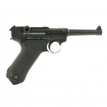 Pistolet KWC Luger P08 Blowback, calibre 4.5 mm BB