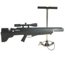 Pack carabine PCP Benjamin Bulldog .357, 235J