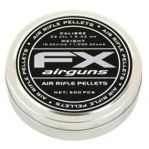 500 plombs Fx Airguns, 5.5 mm