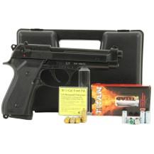 Pack pistolet Bruni 92 bronzé