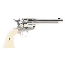 """Revolver Umarex Colt SAA .45 Nickelé 5.5"""", 4.5 mm"""
