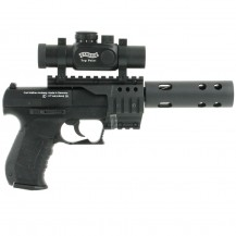 Walther Nighthawk Umarex - pistolet à plombs