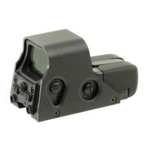 Viseur point rouge ASG Advanced 551 rouge / vert