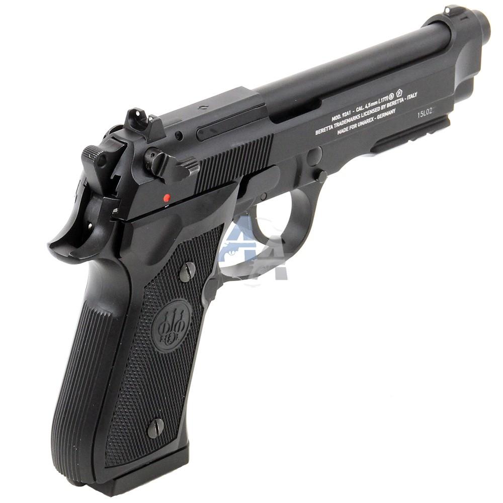 pistolet billes d 39 acier umarex beretta 92a1 4 5 mm. Black Bedroom Furniture Sets. Home Design Ideas